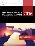 ASIA PACIFIC PAY-TV & BROADBAND MARKETS